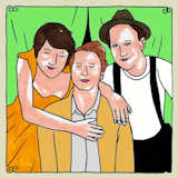 The Lumineers' Favorite Daytrotter Songs playlist featuring Best Coast, Ida Maria, Chris Pureka, The Tallest Man On Earth