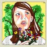 Caitlin Rose's Favorite Daytrotter Songs playlist featuring Deer Tick, Julie Doiron, Ezra Furman &amp; The Harpoons, The Lonely H