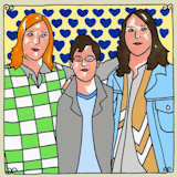 Diamond Doves' Favorite Daytrotter Songs playlist featuring The Walkmen, AA Bondy