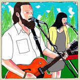 The Loom's Favorite Daytrotter Songs playlist featuring Paleo, Woods, Matt Bauer, Dark Dark Dark