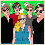 Gold Motel's Favorite Daytrotter Songs playlist featuring Andrew Bird, Vampire Weekend, Ron Sexsmith, Netherfriends