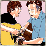 Mark Olson & Gary Louris - Fondness For Those Memories Before Age Set In - Jul 1, 2009