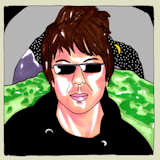 Ian McCulloch of Echo & The Bunnymen - A Bunnyman In Rock Island - Mar 9, 2010