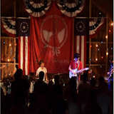 Young Man - Barn on the 4th - Codfish Hollow Barn (Maquoketa, IA) - Jul 4, 2010