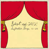 Best Songs of 2012 - 151 - 200 - Dec 20, 2012
