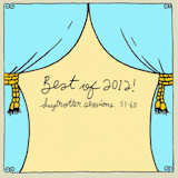 Best Sessions of 2012 - 51-60 - Dec 27, 2012