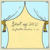 Best Sessions of 2012 - 21-30 - Dec 30, 2012