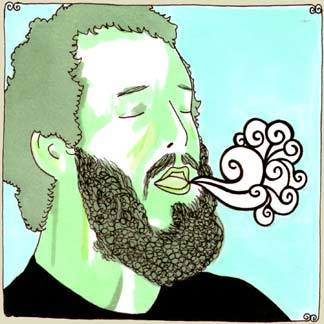 Phosphorescent Daytrotter Session, Daytrotter Studio Rock Island, IL Mar 7, 2008