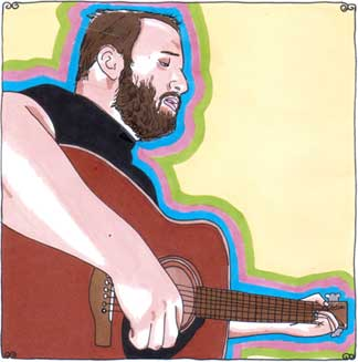 David Bazan Daytrotter Session, Daytrotter Studio Rock Island, IL Jul 2, 2007