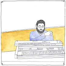 Casiotone For The Painfully Alone Daytrotter Session, Daytrotter Studio Rock Island, IL May 14, 2006