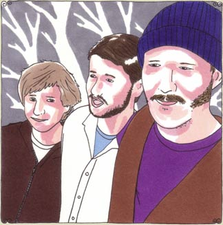 Bon Iver Daytrotter Session, Daytrotter Studio Rock Island, IL Jul 21, 2008