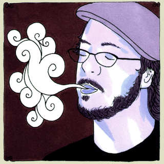 Amos Lee Daytrotter Session, Daytrotter Studio Rock Island, IL Aug 8, 2010
