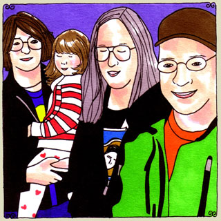 Dinosaur Jr. Daytrotter Session, Daytrotter Studio Rock Island, IL Jun 9, 2009