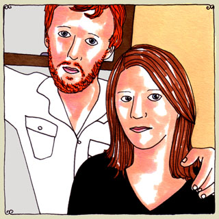 The Swell Season Daytrotter Session, New Monkey Studio Van Nuys, CA Nov 30, 2009