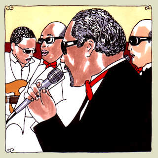The Blind Boys of Alabama Daytrotter Session, Daytrotter Studio Rock Island, IL Mar 29, 2010