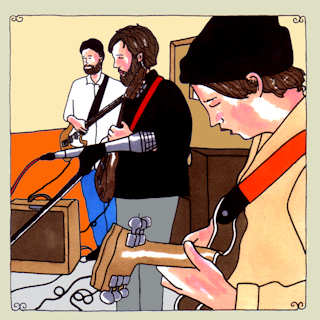 Dr. Dog Daytrotter Session, Daytrotter Studio Rock Island, IL Apr 19, 2010