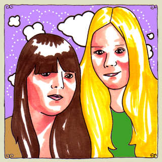First Aid Kit Daytrotter Session, Daytrotter Studio Rock Island, IL Aug 9, 2010
