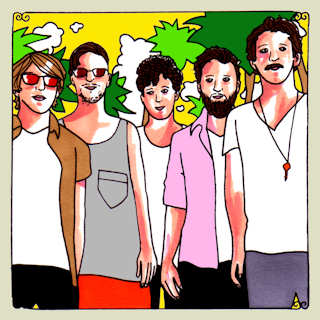 Local Natives Daytrotter Session, Daytrotter Studio Rock Island, IL Jul 26, 2010