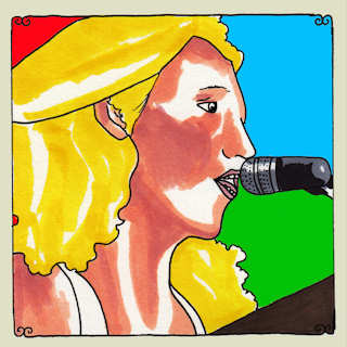 Tennis Daytrotter Session, Daytrotter Studio Rock Island, IL Sep 24, 2010