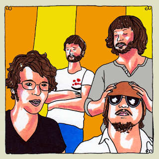 Portugal. The Man Daytrotter Session, Daytrotter Studio Rock Island, IL Sep 10, 2010