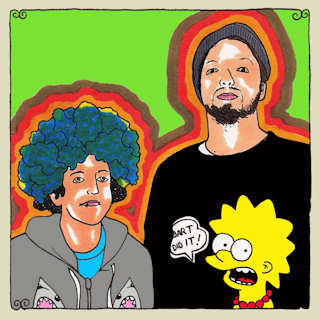 Kimya Dawson & Aesop Rock - May 26, 2011