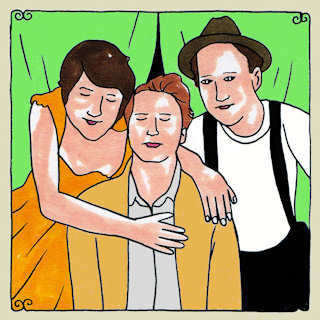 The Lumineers Daytrotter Session, Daytrotter Studio Rock Island, IL Oct 11, 2011