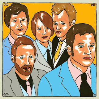 Punch Brothers Daytrotter Session, Daytrotter Studio Rock Island, IL Apr 4, 2012
