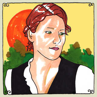 Kathleen Edwards Daytrotter Session, Daytrotter Studio Rock Island, IL Feb 20, 2012