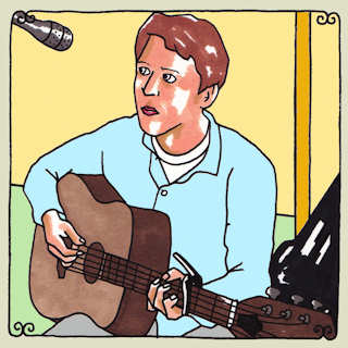 Joe Pug Daytrotter Session, Daytrotter Studio Rock Island, IL Apr 11, 2012
