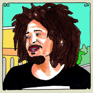 Counting Crows Daytrotter Session, Good Danny's Austin, TX Apr 19, 2012