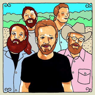 Trampled By Turtles Daytrotter Session, Echo Mountain Recording Asheville, NC Jul 10, 2012