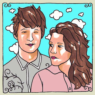 Shovels & Rope Daytrotter Session, Daytrotter Studio Rock Island, IL Jul 31, 2012