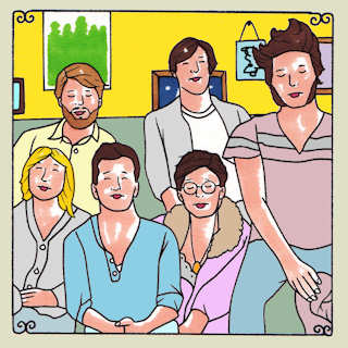 Spirit Family Reunion Daytrotter Session, Daytrotter Studio Rock Island, IL Mar 5, 2013