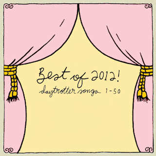 Best of Daytrotter Songs 2012