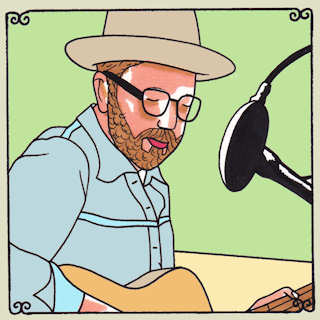 City and Colour Daytrotter Session, Good Danny's Austin, TX May 16, 2013