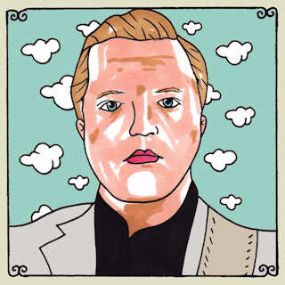 Jason Isbell Daytrotter Session, Big Light Studio Nashville, TN Oct 24, 2013