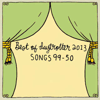 Best of Daytrotter Songs 2013