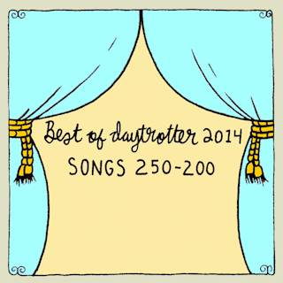 Best of Daytrotter Songs 2014 - Dec 24, 2014