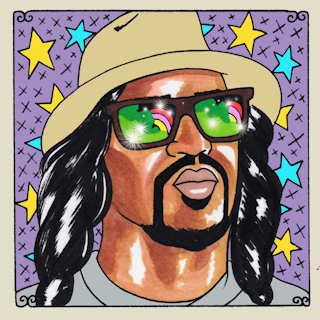 Featured Session: Dam-Funk