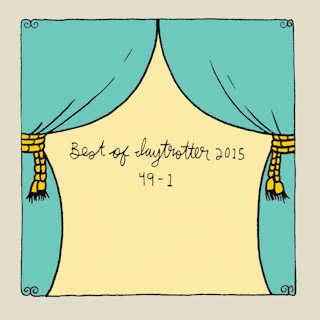 Best of Daytrotter Songs 2015 - Dec 28, 2015