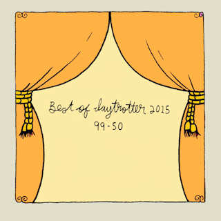 Best of Daytrotter Songs 2015 - Dec 27, 2015