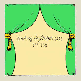 Best of Daytrotter Songs 2015 - Dec 25, 2015