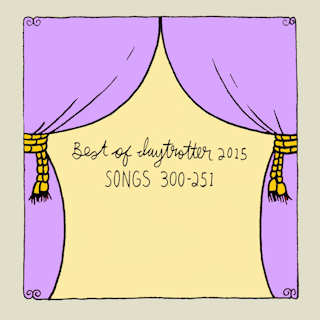 Best of Daytrotter Songs 2015 - Dec 23, 2015