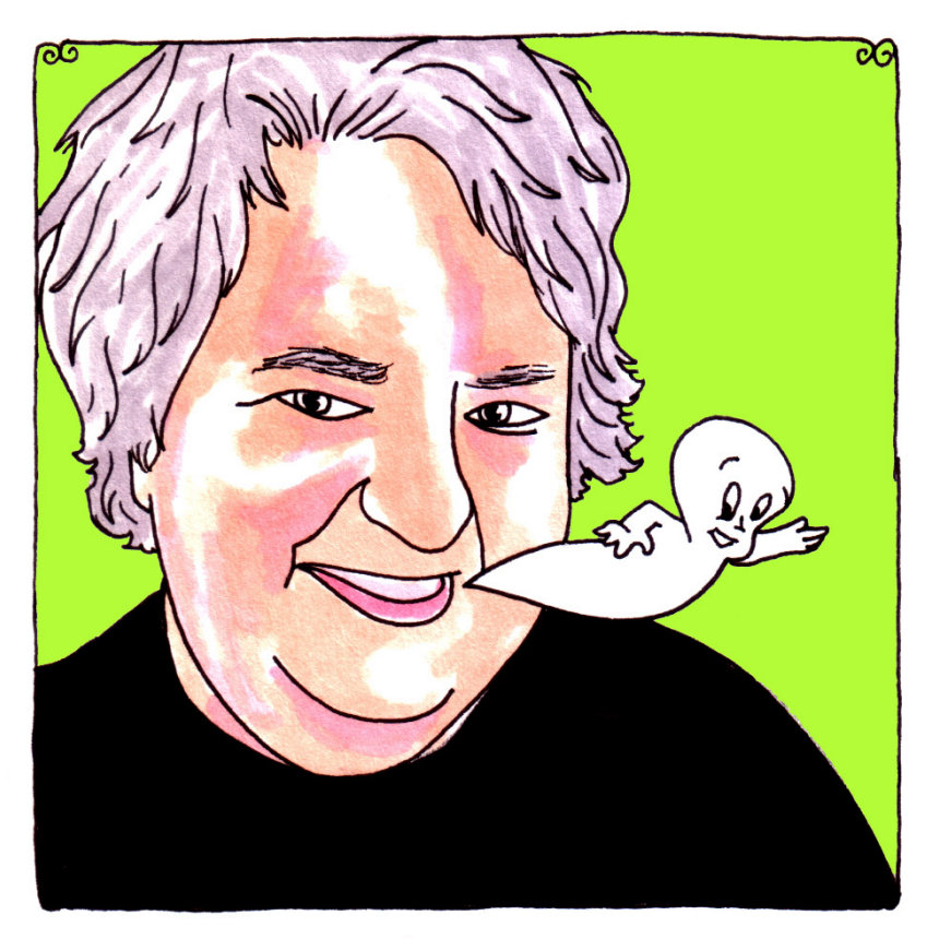 Daniel Johnston - Aug 3, 2009
