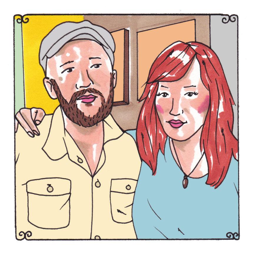 Joey Kneiser & Kelly Smith