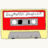 Bella's Daytrotter playlist featuring Never Shout Never, The Civil Wars, Vampire Weekend, Two Door Cinema Club
