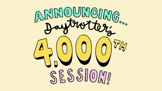 Featured : Daytrotter's 4000th Session