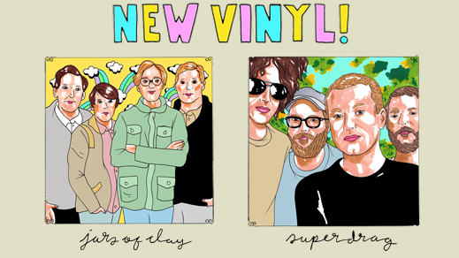 Featured : NOW AVAILABLE: Vinyl No. 25