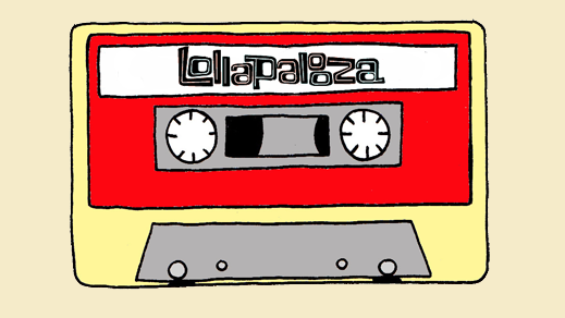 Featured Playlist: Lollapalooza Playlist