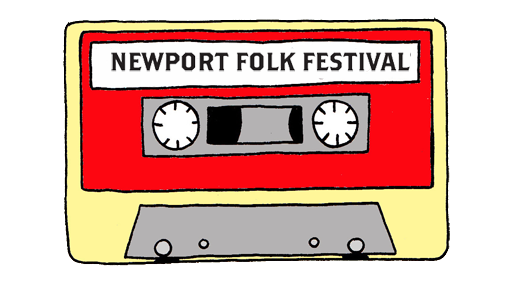 Featured Playlist: Newport Folk Festival Playlist
